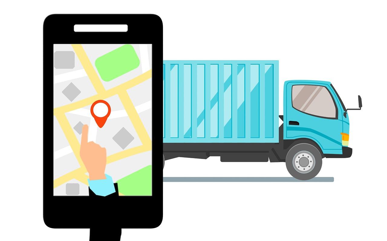 software fuerza de ventas geolocalización en Android